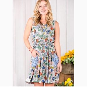 Matilda Jane In Full Bloom Floral Dress S